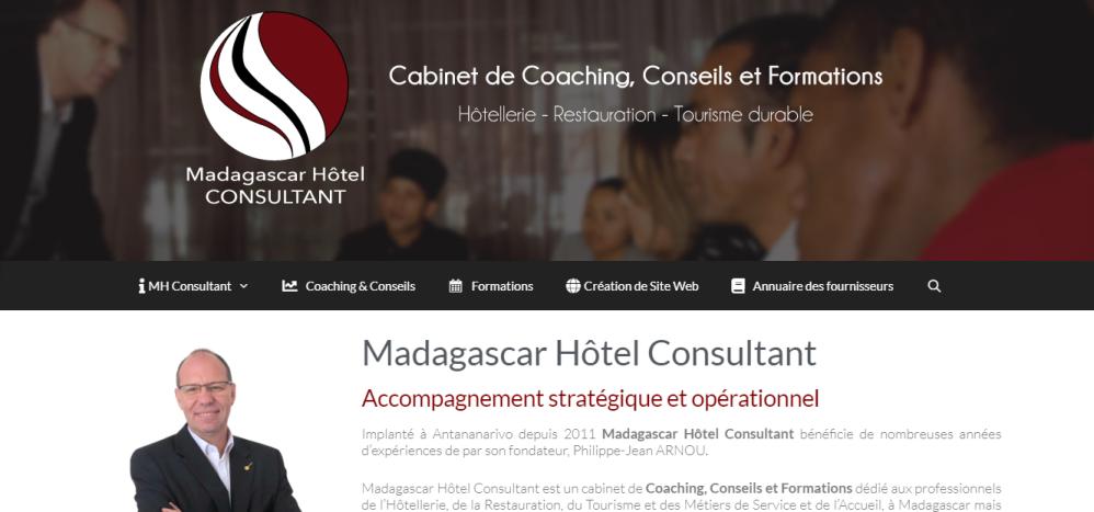 Madagascar Hôtel Consultant